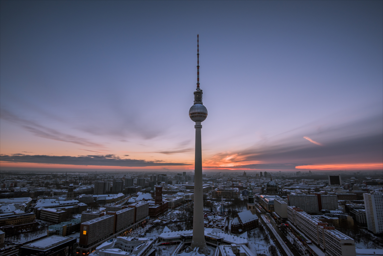 Berlin Location - Fernsehturm
