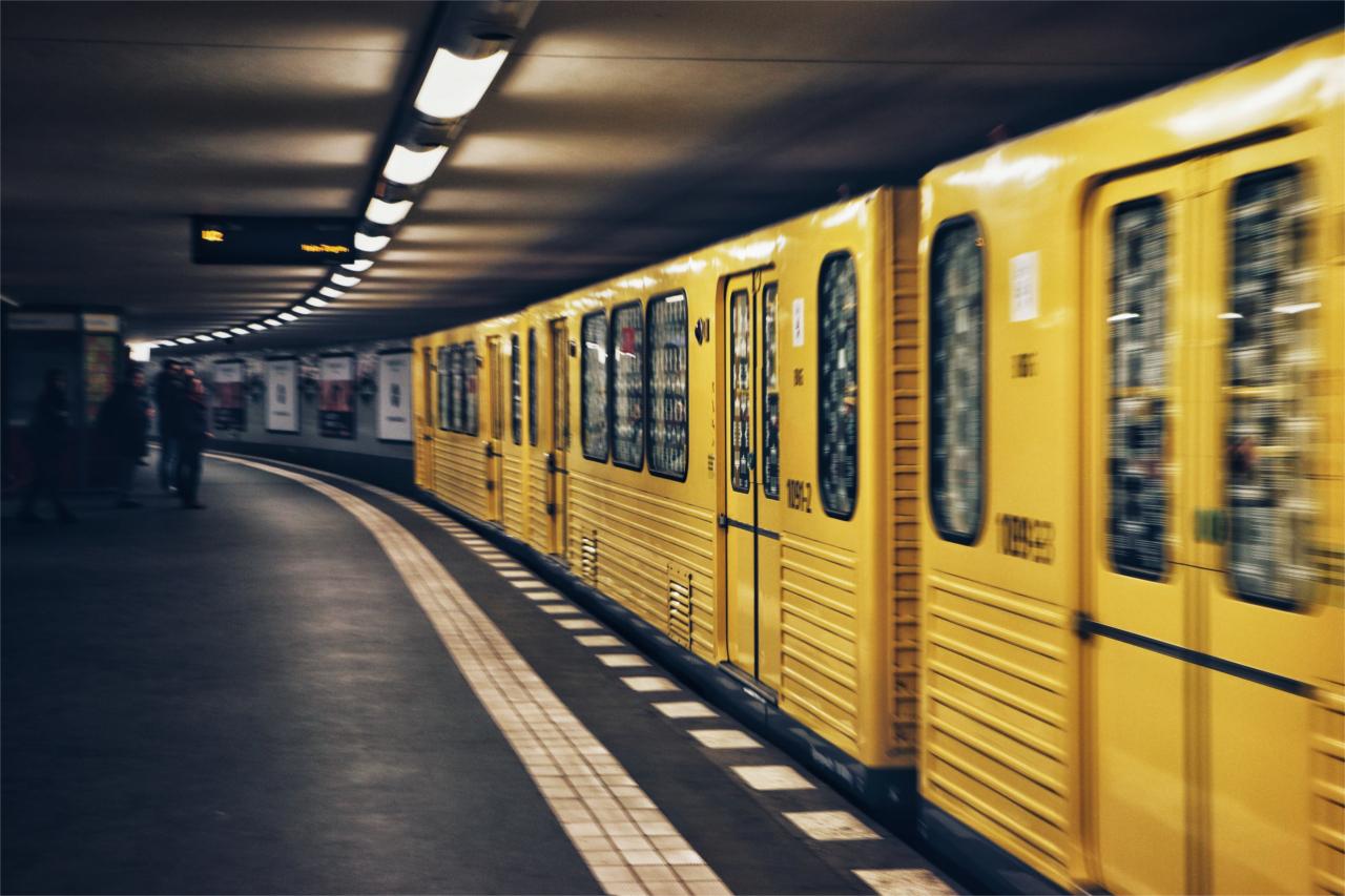 Berlin Underground - Transport