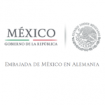 Logo of the Mexican Embassy